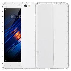 Cover Silicone Trasparente Ultra Sottile Morbida T04 per Xiaomi Mi Note Chiaro