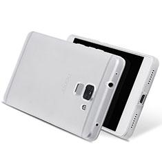 Cover Silicone Trasparente Ultra Sottile Morbida T05 per Huawei Honor 7 Chiaro