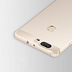 Cover Silicone Trasparente Ultra Sottile Morbida T05 per Huawei Honor V8 Chiaro