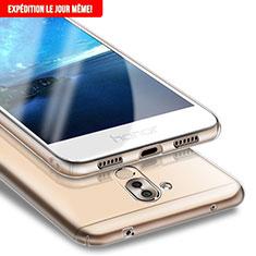 Cover Silicone Trasparente Ultra Sottile Morbida T05 per Huawei Mate 9 Lite Chiaro