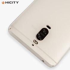 Cover Silicone Trasparente Ultra Sottile Morbida T05 per Huawei Mate 9 Pro Chiaro