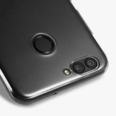 Cover Silicone Trasparente Ultra Sottile Morbida T05 per Huawei Nova 2 Chiaro