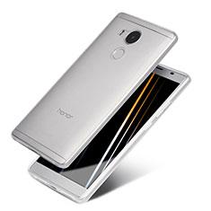 Cover Silicone Trasparente Ultra Sottile Morbida T06 per Huawei Mate 8 Chiaro