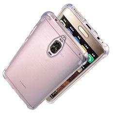 Cover Silicone Trasparente Ultra Sottile Morbida T06 per Huawei Mate 9 Pro Chiaro