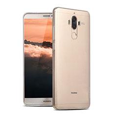 Cover Silicone Trasparente Ultra Sottile Morbida T11 per Huawei Mate 9 Chiaro