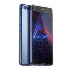 Cover Silicone Trasparente Ultra Sottile Morbida T18 per Huawei P10 Chiaro