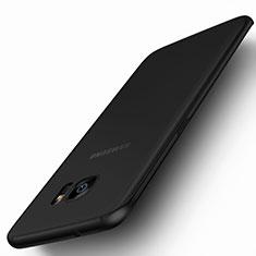 Cover Silicone Ultra Sottile Morbida Opaca per Samsung Galaxy S7 Edge G935F Nero