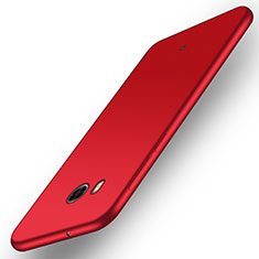Cover Silicone Ultra Sottile Morbida per HTC U11 Rosso
