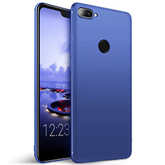 Cover Silicone Ultra Sottile Morbida per Huawei Honor 9i Blu