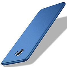 Cover Silicone Ultra Sottile Morbida per Samsung Galaxy C7 Pro C7010 Blu