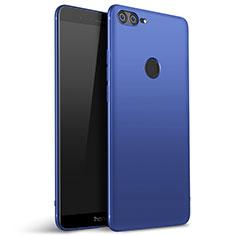 Cover Silicone Ultra Sottile Morbida S02 per Huawei Honor 9 Lite Blu