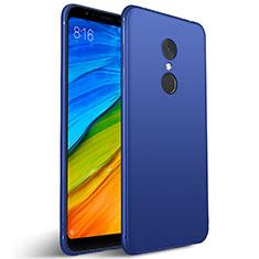 Cover Silicone Ultra Sottile Morbida S02 per Xiaomi Redmi 5 Blu
