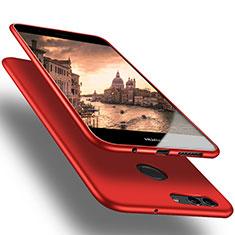 Cover Silicone Ultra Sottile Morbida S03 per Huawei Nova 2 Plus Rosso