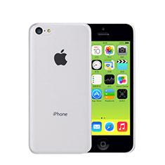 Cover Ultra Slim Trasparente Rigida Opaca per Apple iPhone 5C Bianco