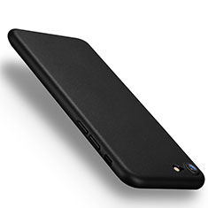 Cover Ultra Sottile Plastica Rigida Opaca per Apple iPhone 7 Nero