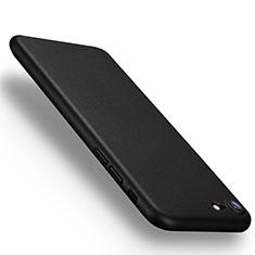 Cover Ultra Sottile Plastica Rigida Opaca per Apple iPhone 8 Nero
