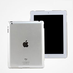Cover Ultra Sottile Trasparente Rigida Opaca per Apple iPad 3 Bianco