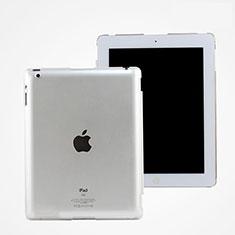 Cover Ultra Sottile Trasparente Rigida Opaca per Apple iPad 4 Bianco