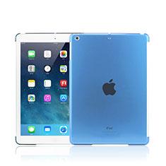 Cover Ultra Sottile Trasparente Rigida Opaca per Apple iPad Mini Cielo Blu