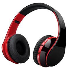 Cuffie Auricolare Bluetooth Stereo Senza Fili Sport Corsa H72 Rosso
