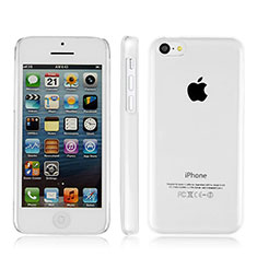 Custodia Crystal Trasparente Rigida per Apple iPhone 5C Chiaro