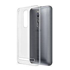 Custodia Crystal Trasparente Rigida per Asus Zenfone 2 ZE551ML ZE550ML Chiaro