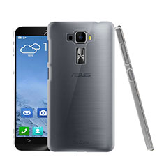 Custodia Crystal Trasparente Rigida per Asus Zenfone 3 Deluxe ZS570KL ZS550ML Chiaro