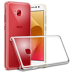 Custodia Crystal Trasparente Rigida per Asus Zenfone 4 Selfie Pro Chiaro