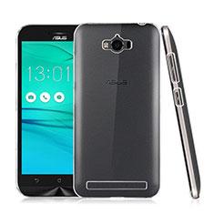 Custodia Crystal Trasparente Rigida per Asus Zenfone Max ZC550KL Chiaro