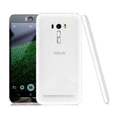 Custodia Crystal Trasparente Rigida per Asus Zenfone Selfie ZD551KL Chiaro
