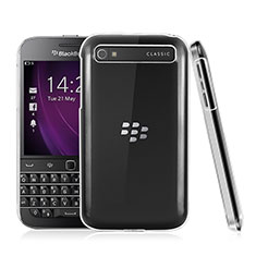Custodia Crystal Trasparente Rigida per Blackberry Classic Q20 Chiaro