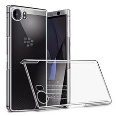 Custodia Crystal Trasparente Rigida per Blackberry KEYone Chiaro