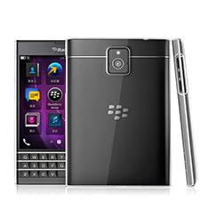 Custodia Crystal Trasparente Rigida per Blackberry Passport Q30 Chiaro