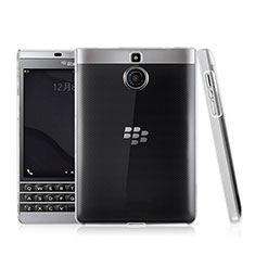 Custodia Crystal Trasparente Rigida per Blackberry Passport Silver Edition Chiaro