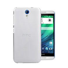 Custodia Crystal Trasparente Rigida per HTC Desire 620 Bianco