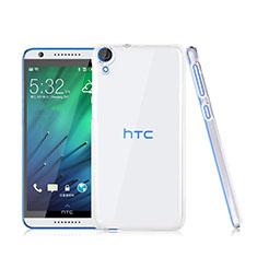Custodia Crystal Trasparente Rigida per HTC Desire 820 Chiaro