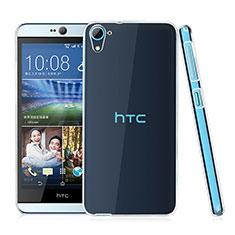 Custodia Crystal Trasparente Rigida per HTC Desire 826 826T 826W Chiaro
