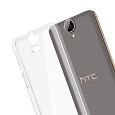 Custodia Crystal Trasparente Rigida per HTC One E9 Plus Chiaro