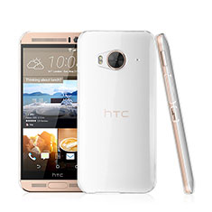 Custodia Crystal Trasparente Rigida per HTC One Me Chiaro