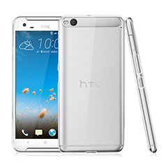 Custodia Crystal Trasparente Rigida per HTC One X9 Chiaro