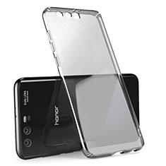 Custodia Crystal Trasparente Rigida per Huawei Honor 9 Grigio