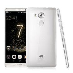 Custodia Crystal Trasparente Rigida per Huawei Mate 8 Chiaro