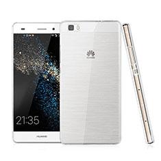 Custodia Crystal Trasparente Rigida per Huawei P8 Lite Chiaro