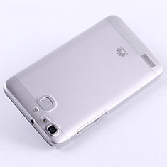 Custodia Crystal Trasparente Rigida per Huawei P8 Lite Smart Chiaro
