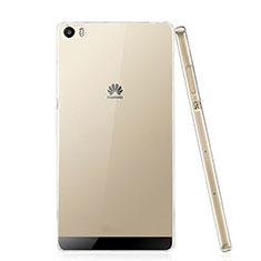 Custodia Crystal Trasparente Rigida per Huawei P8 Max Chiaro