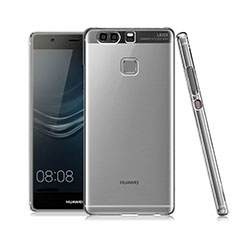 Custodia Crystal Trasparente Rigida per Huawei P9 Plus Chiaro