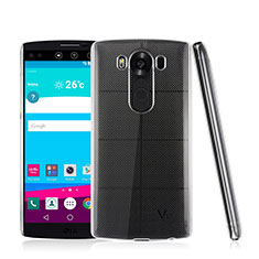 Custodia Crystal Trasparente Rigida per LG V10 Chiaro