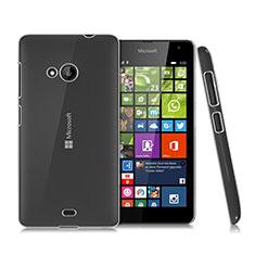 Custodia Crystal Trasparente Rigida per Microsoft Lumia 535 Chiaro