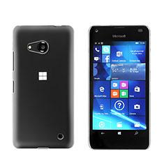 Custodia Crystal Trasparente Rigida per Microsoft Lumia 550 Chiaro