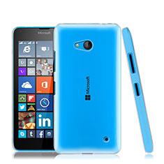 Custodia Crystal Trasparente Rigida per Microsoft Lumia 640 Chiaro